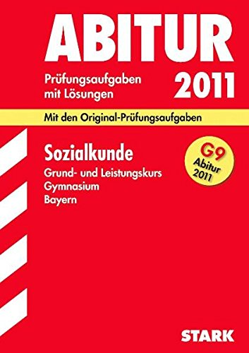 Abiturprüfung Bayern - Sozialkunde GK/LK