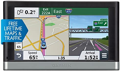 Garmin n vi 2497LMT 4.3-Inch Portable Vehicle GPS with Lifetime Maps and Traffic