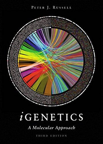 iGenetics: A Molecular Approach (3rd Edition) Pdf