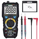 Bside ADM08A NCV Digital Multimeter True RMS 6000 Counts AC/DC Current Voltmeter Frequency Capacitance Live-Check Resistance Diode Meter