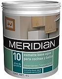 Meridian 19A0431430 Esmalte, Base Agua, color Blanco