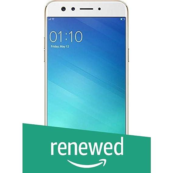 (Renewed) Oppo F3 CPH1609 (Gold, 64GB)