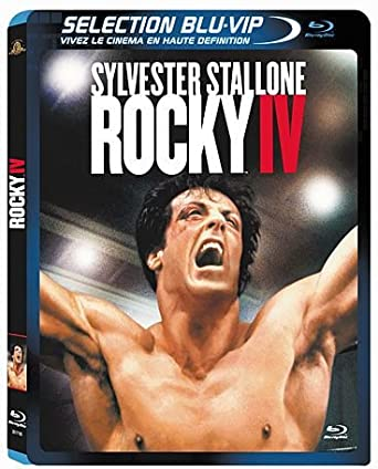 Rocky IV [Francia] [Blu-ray]: Amazon.es: Sylvester Stallone, Talia Shire, Burt Young, Carl Weathers, Brigitte Nielsen, Dolph Lundgren, Sylvester Stallone, Sylvester Stallone, Talia Shire: Cine y Series TV
