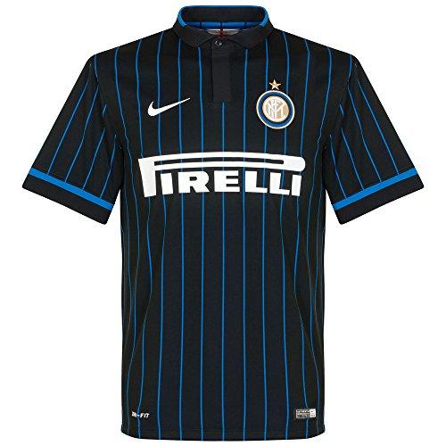 2014-2015 Inter Milan Home Nike Football Shirt Inter Milan Football Shirts
