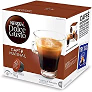Nescafe Dolce Gusto, Caffe Matinal, 16 Cápsulas