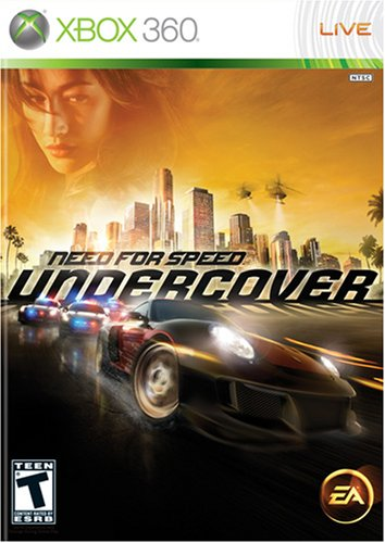 Need for Speed: Undercover - Xbox 360 (Xbox 360 Racing Games With Car Customization)