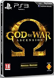 Buy God of War: Ascension Special Edition (PS3) Online at Low Prices