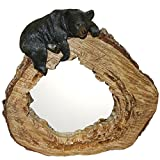 Cheap LL Home 12712 Bear On Tree Trunk Mirror