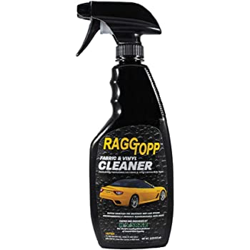 Raggtopp Fabric and Vinyl Cleaner