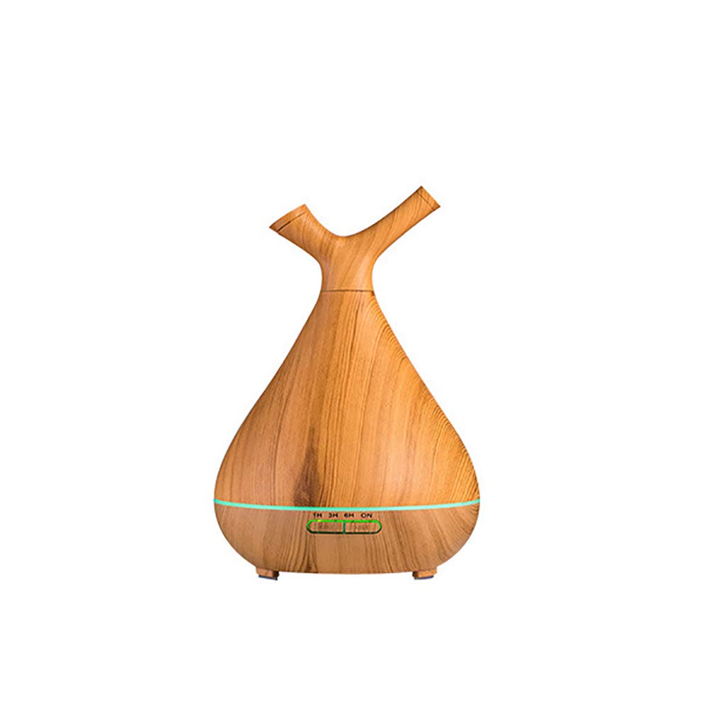 Wood Tree Branch Aromatherapy Machine Ultrasonic Mini Mute Humidifier Essential Oil Diffuser Creative Aromatherapy Machine QSSQ