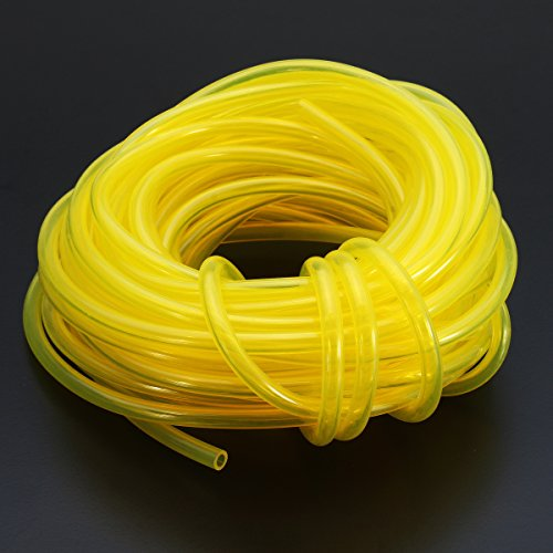 SummerHome 32.8Ft 10M Tygon Petrol Fuel Gas Line Pipe Hose - I.D 1/8'' O.D 3/16''(3mm x 5mm) by SummerHome (Image #4)'