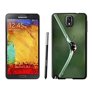 Black Beetles With Orange Spots Hard Plastic Samsung Galaxy Note 3 Protective Phone Case