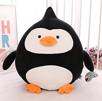 YOIL Lindo y Encantador Juguete Suave Peluches Pingüino pingüino pingüino pingüino pingüino pingüino pingüino pingüino pingüino para niños Regalo (Negro): ...
