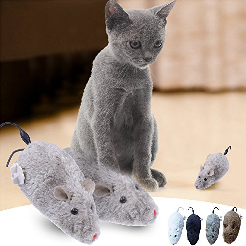 Wind up toys for cats
