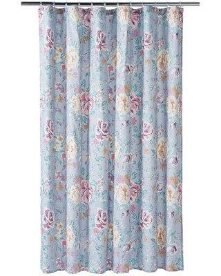 Vintage Blooms Shower Curtain