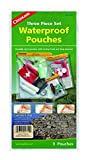 Coghlan's Waterproof Pouches, 3-Piece Set