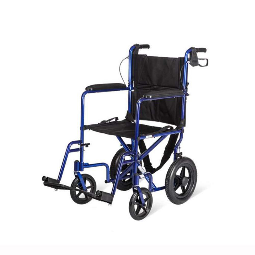 【国内配送】 QIDI 車椅子 折りたたみ ポータブル 8.8kg 軽量 手動ブレーキ ユニバーサルタイヤ 車椅子 取り外し可能なペダル ポータブル 旅行 8.8kg B07MP97QHW, インターフェース市:589d3157 --- a0267596.xsph.ru