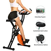 Ancheer Stationary Cycle Indoor Upright Bike