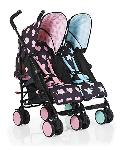 Rock Star Baby Stroller With Pram - 3