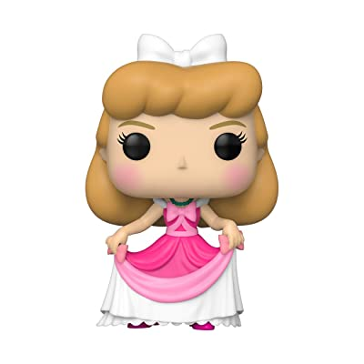 Funko Pop! Disney: Cinderella - Cinderella in Pink Dress: Toys & Games