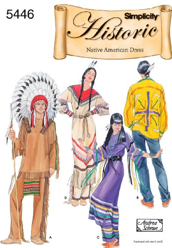 Native American Patterns - 8