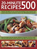 500 20-Minute Recipes, Jenni Fleetwood, 178019000X