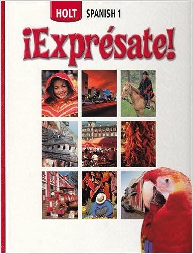 expresate high school spanish ebook