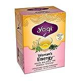 Yogi Teas Woman's Energy, 16 Count (Pack of 6)