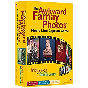 The Awkward Family Photos Movie Line Caption Game- Caption 180 Funny Pics with 330 Awesome Movie Lines -> Favorite Caption Wins!