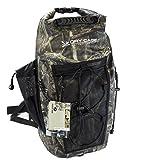DryCase Brunswick Waterproof Camo Backpack, 35