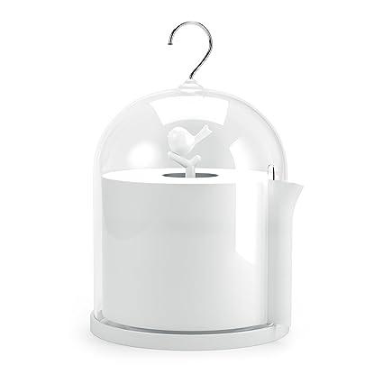 Balvi - Birdie Soporte Rollos de Papel higiénico. Dispensador y portarrollos de Papel WC.