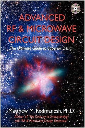 Google prenota il download del pdf online Advanced RF & Microwave