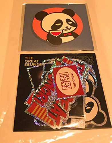 BIGBANG スンリ コンサート グッズ ステッカー カード