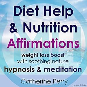 Diet Help & Nutrition Affirmations Speech