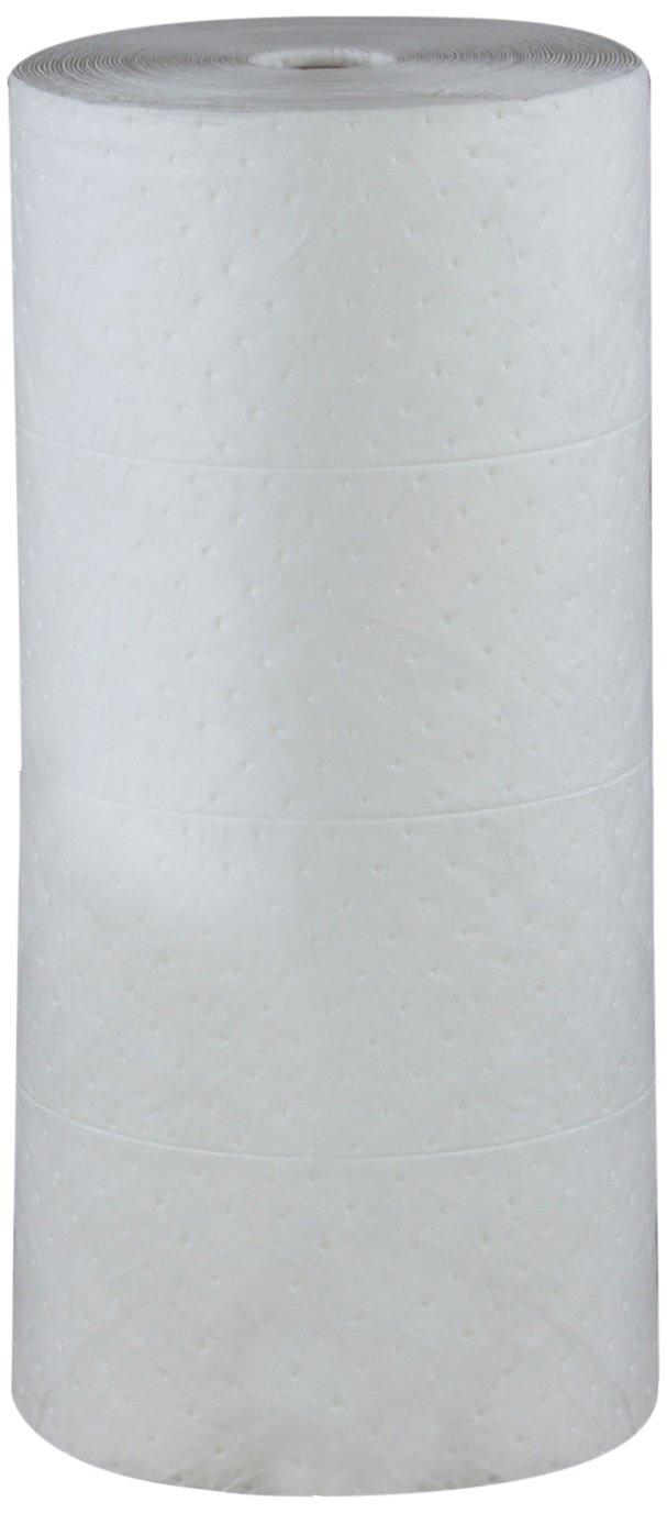 ESP 2MBWR Polypropylene Medium Weight Meltblown Oil Only Absorbent Non-Bonded Roll, 150' Length x 30'' Width