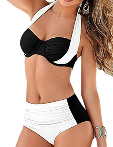Blooming Jelly Femmes Push Up Bikini Set Maillot de bain 2 pièces Swimwear Push Up