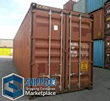 40ft Used General Purpose Steel Shipping Container in New Haven, Connecticut/Secure Outdoor, Portable Storage Shed / 40' Cargo Container/Container Home/Emergency Shelter/Vacation Home