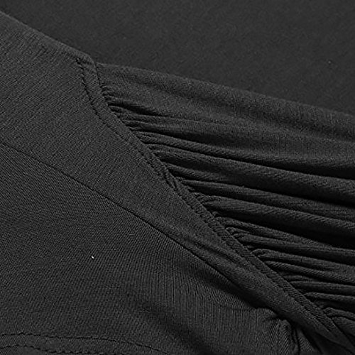 FarJing Clearance Sale Ladies Cross Sleeveless Tops Shirt