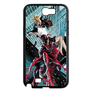 Carnage Samsung Galaxy N2 7100 Cell Phone Case Black persent xxy002_6055383