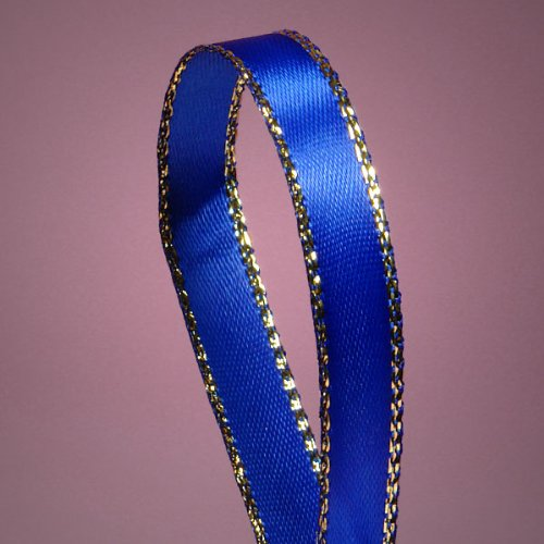 royal-blue-satin-ribbon-with-gold-edges-3-8-x-50yd