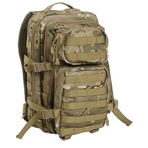 51vaVVcRPbL. SS300  - US Assault Pack Backpack, mens, 14002049, Multitarn., S