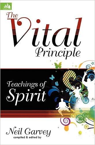 The Vital Principle