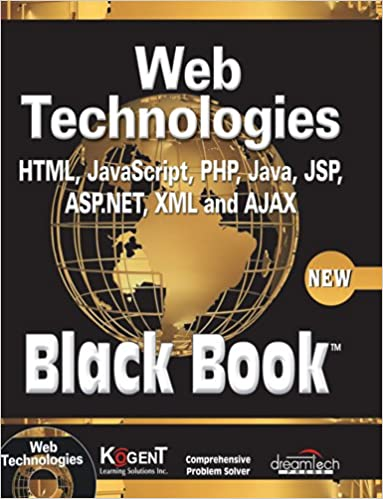 Xml Black Book Pdf