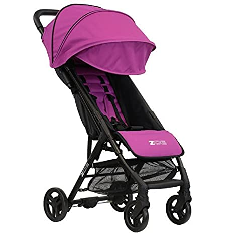 Amazon.com: ZOE XL1 BEST v2 Lightweight Travel & Everyday Umbrella Stroller System (Black): Baby