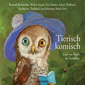 Tierisch komisch Hörbuch