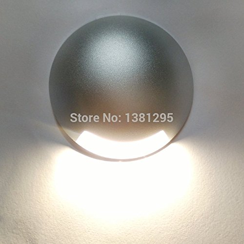 12v Lamp Festoon Ac - Nature White 4000K, Q1 : CREE Led Floor Decking Lights 12V 24V 1W 3W Led Underground Lighting IP67 Waterproof Buried Lamps Spot encastrable Sol Outside
