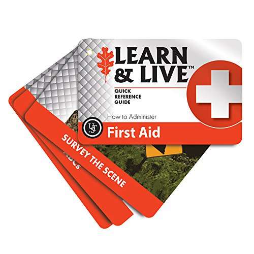 UST Learn & Live Educational Card Set, First Aid (Snake Guide Sets)