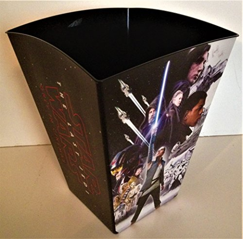 Jedi Movie Theater Exclusive 170 oz Square Popcorn Tub ()
