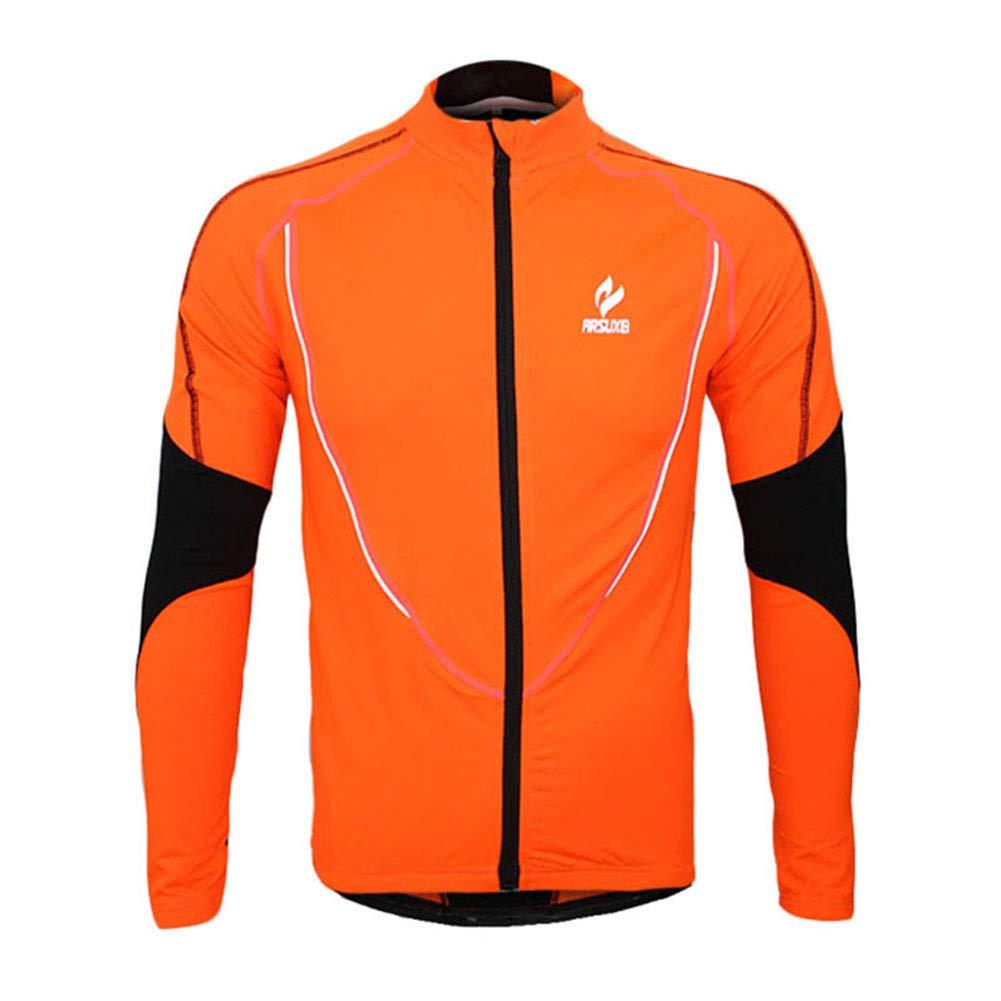 QWERT Warm Up Fleece Radjacke-Fahrrad MTB Jersey-Sakko Laufjacke