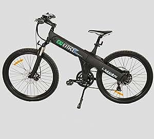 Amazon.com : New Electric Mountain Bike Matt Black 28